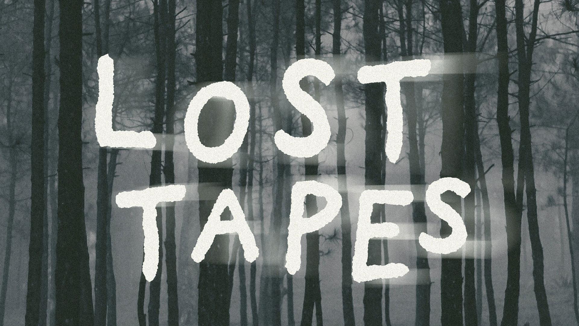 Lost Tapes - Season 1