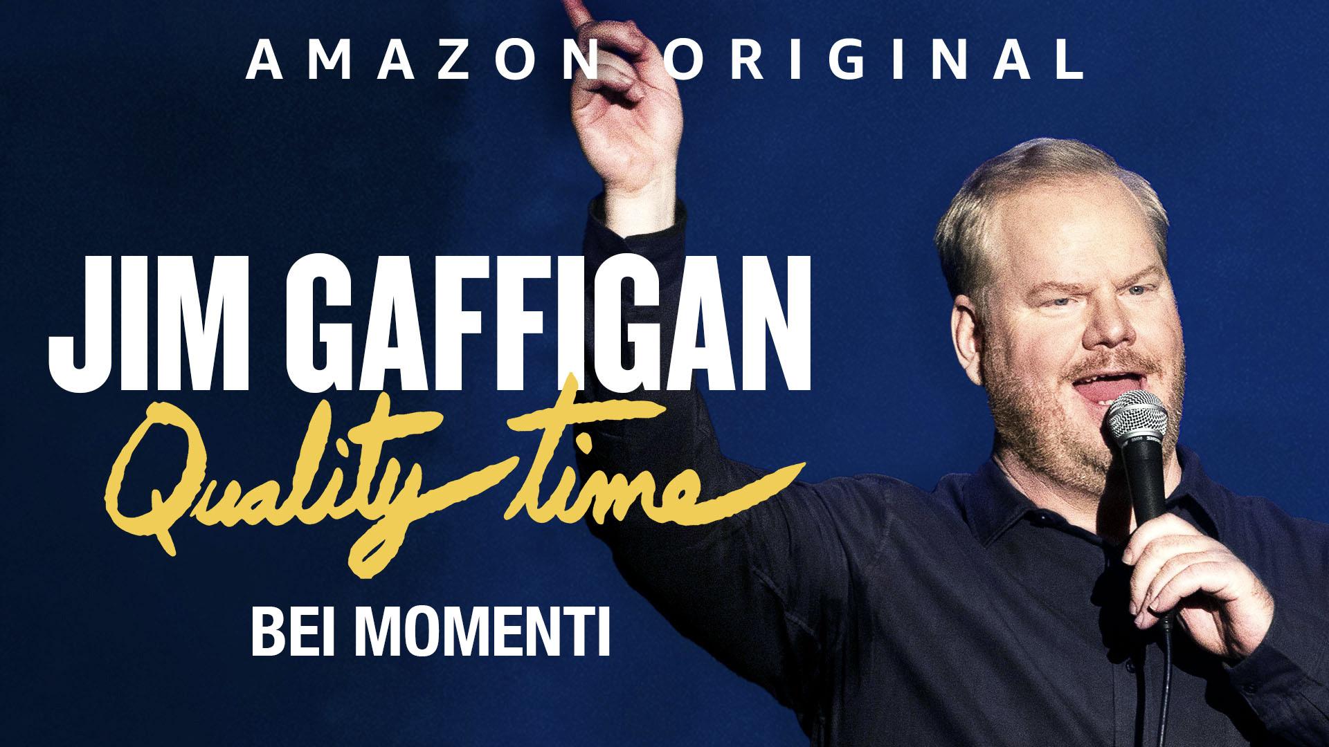 Jim Gaffigan: Bei momenti