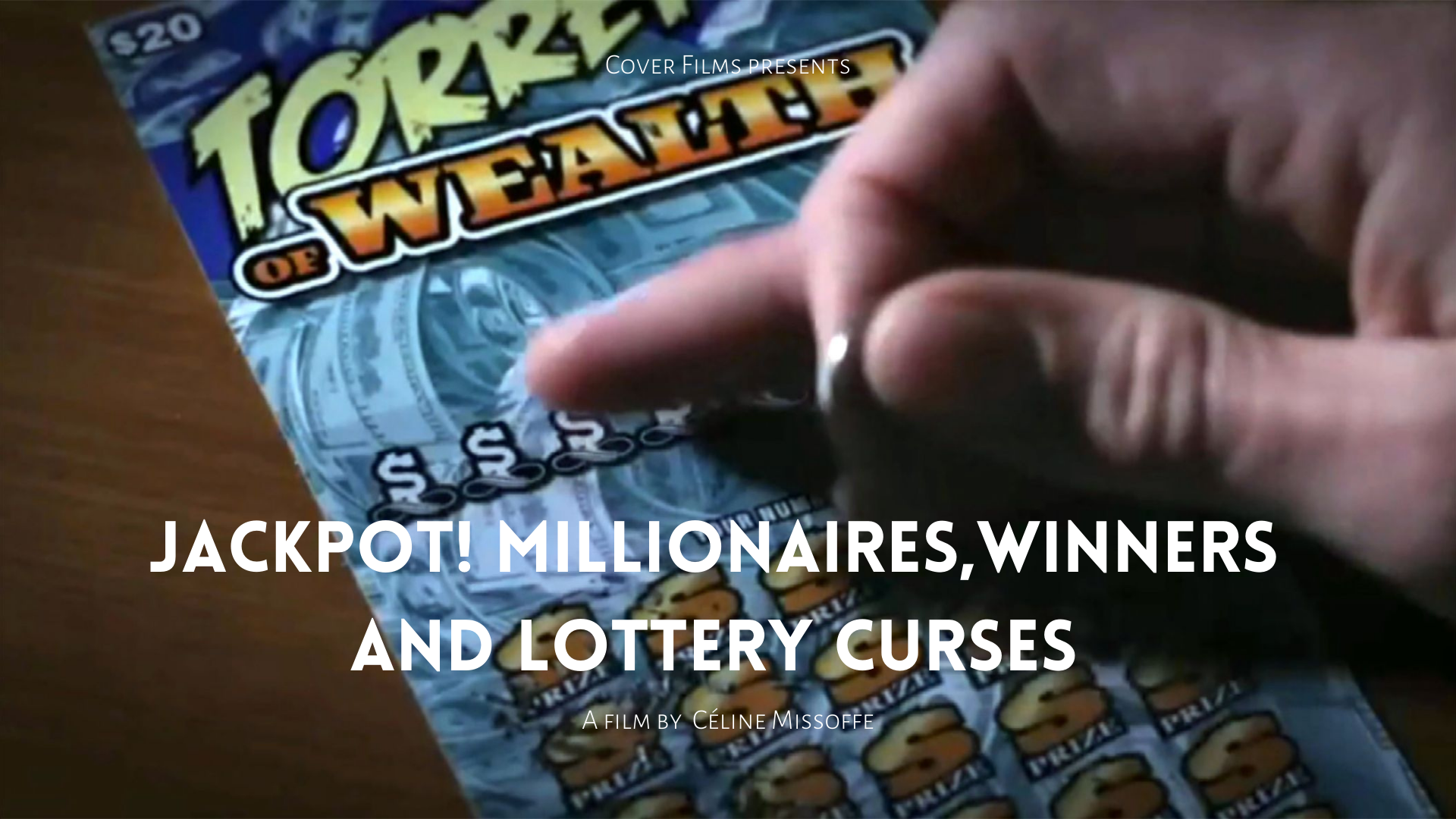 Jackpot! Millionaires, Winners and Lottery Curses