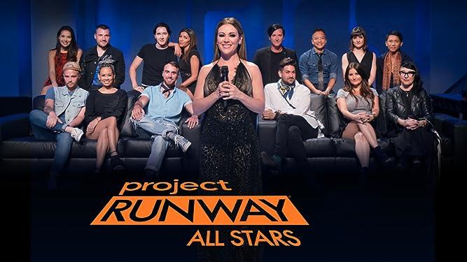 Project Runway Allstars