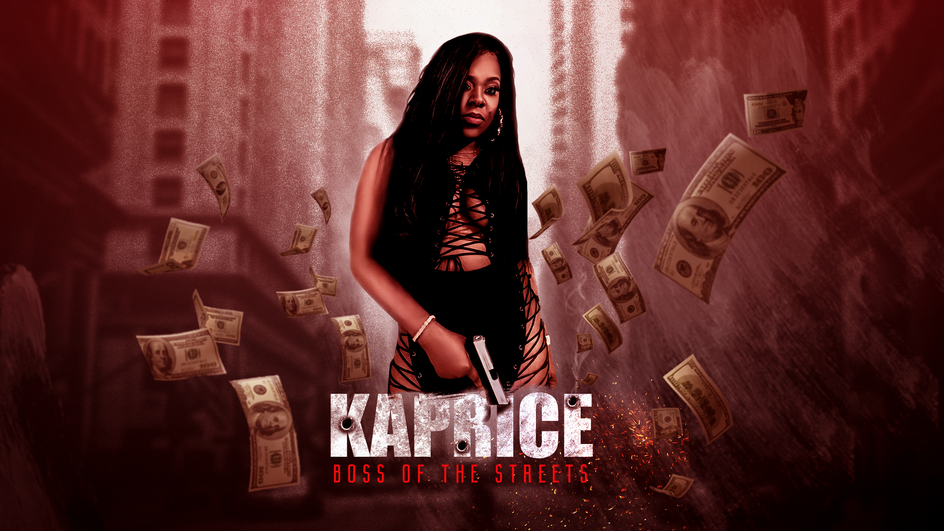 Kaprice Boss Of The Streets