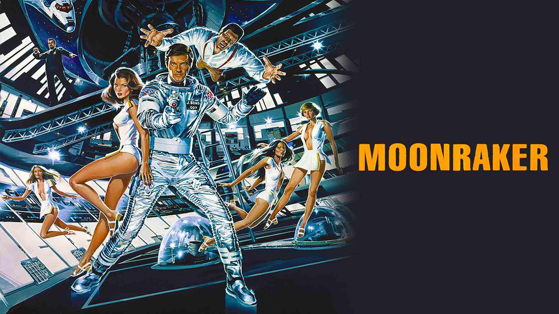 Moonraker (4K UHD)