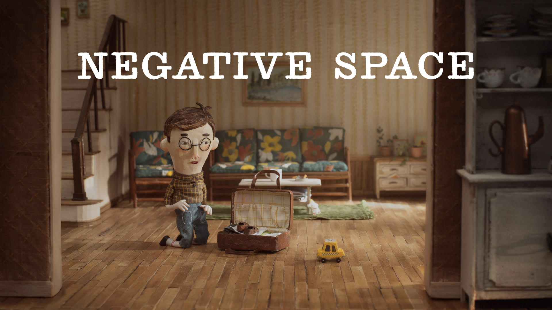 Negative Space - Presented by Shortz