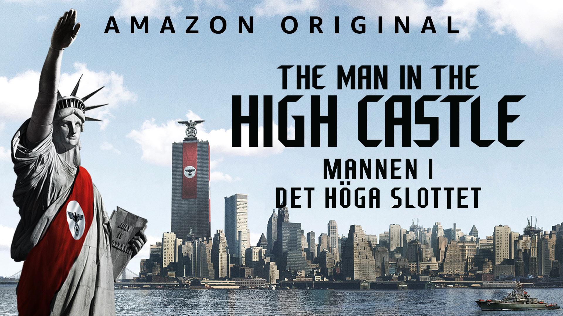 Mannen i det höga slottet - Säsong 1