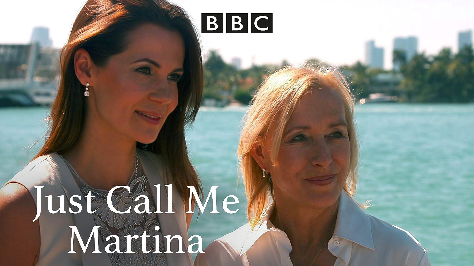 Just Call Me Martina