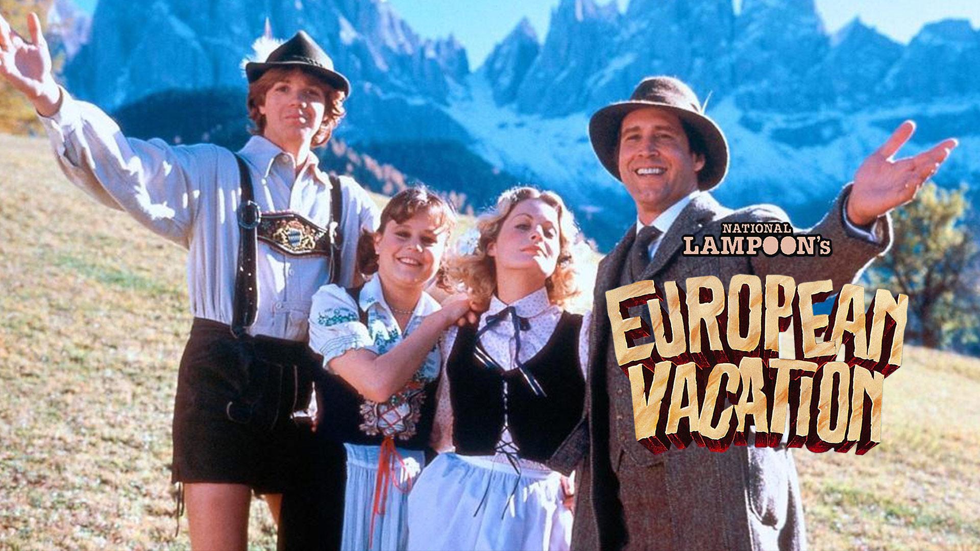 National Lampoon's European Vaca