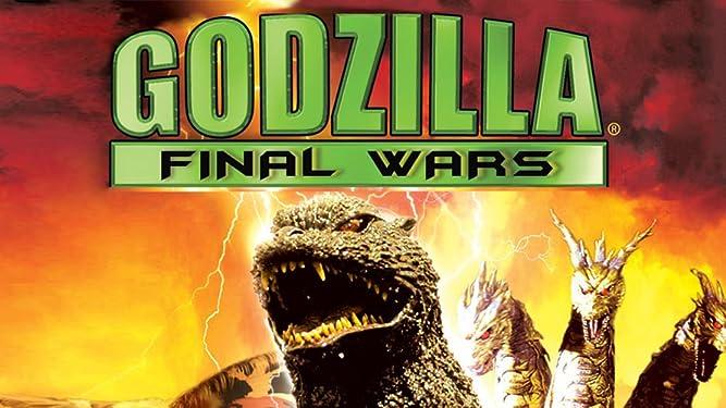 Godzilla Final Wars Masahiro Matsuoka Rei Kikukawa Kazuki Kitamura Akira Takarada