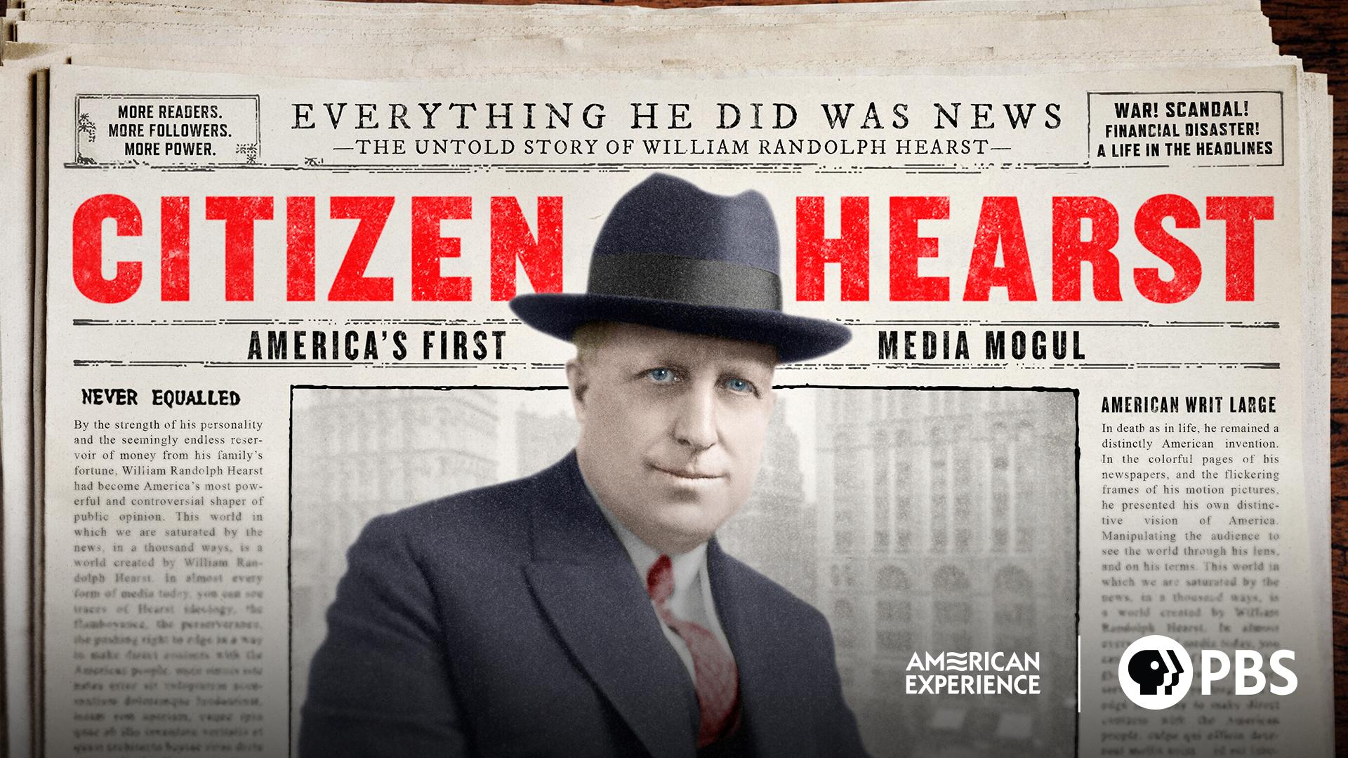Citizen Hearst, Season 1