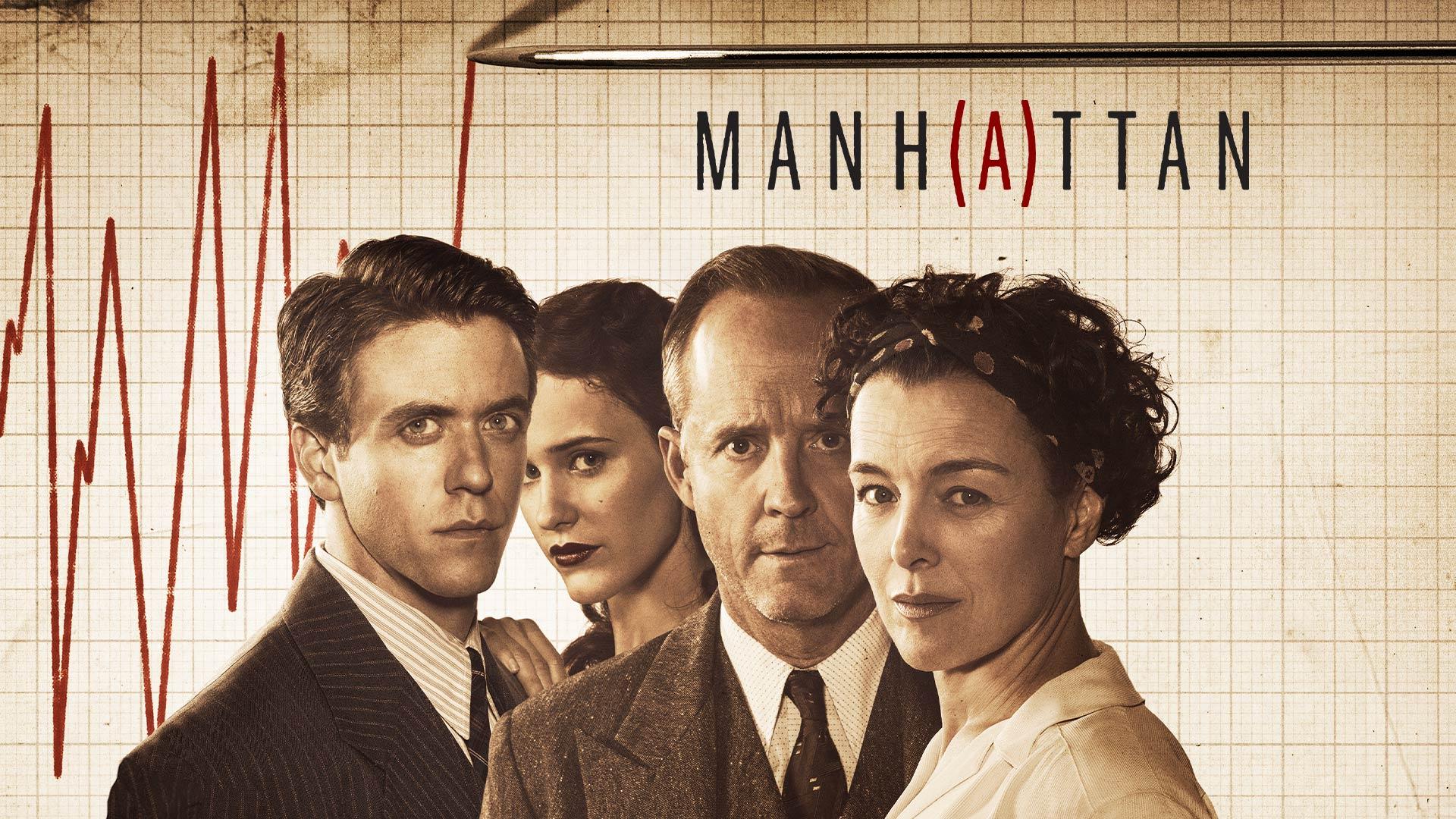 Manhattan Season 1