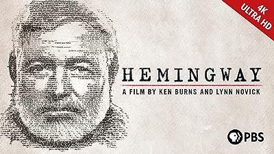 Hemingway: A Film by Ken Burns and Lynn Novick (4K UHD)