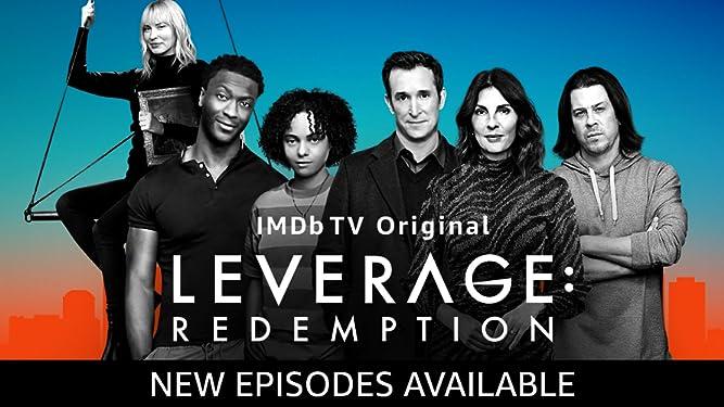 Leverage: Redemption Season 1