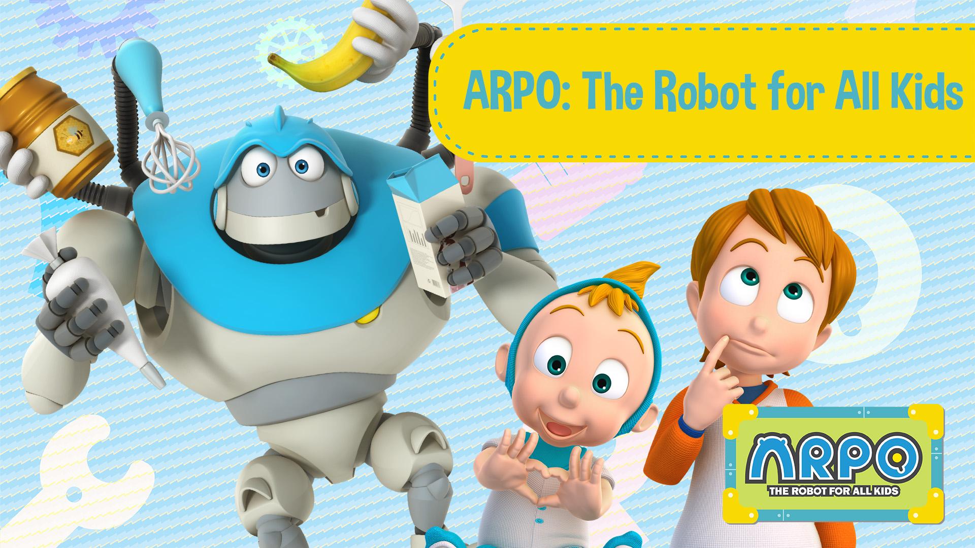 Arpo: The Robot for All Kids - Season 1