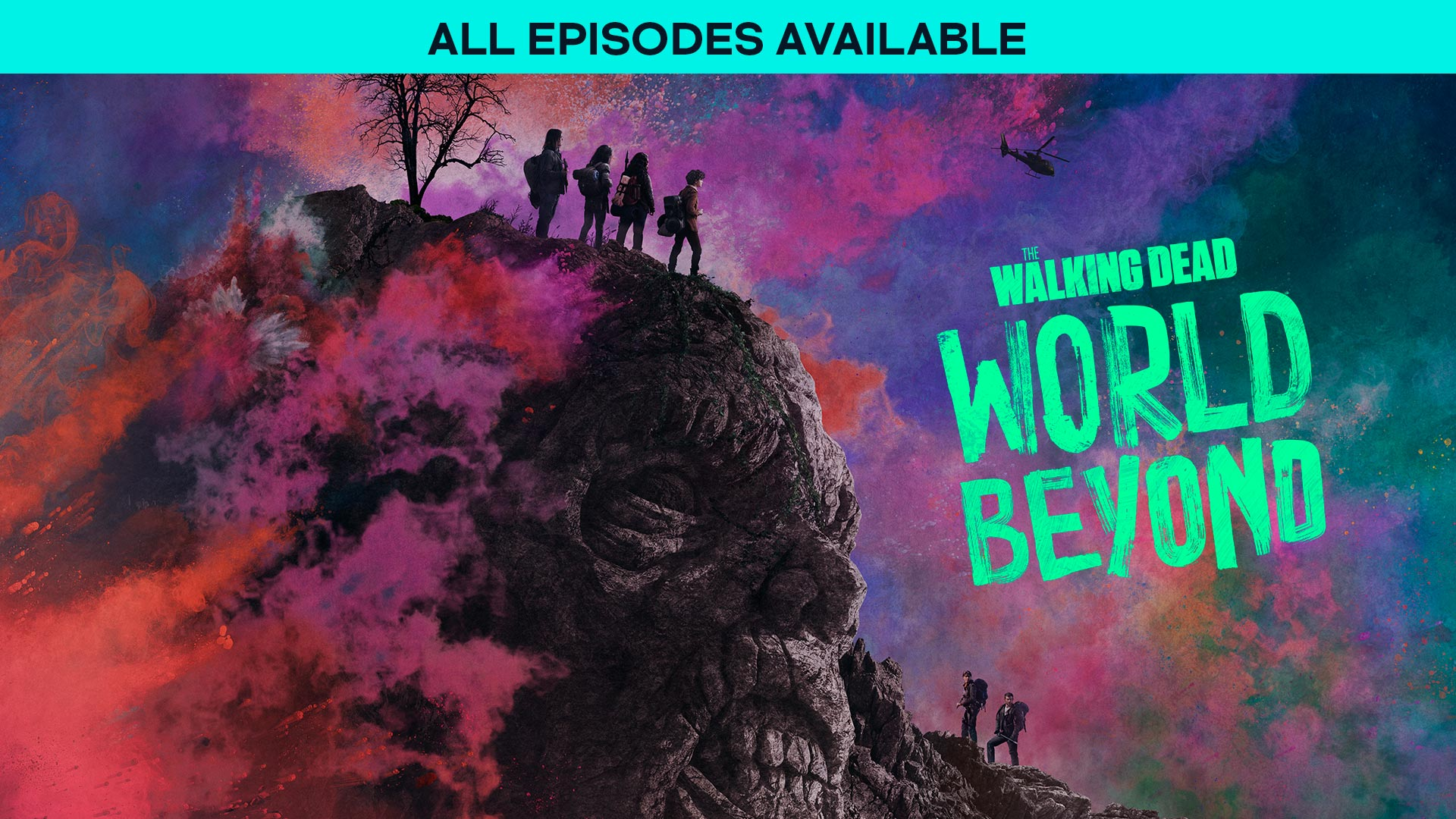 The Walking Dead: World Beyond, Season 1
