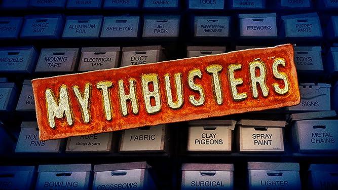 MythBusters - Season 11