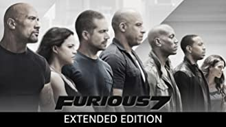 Furious 7 - Extended Edition (4K UHD)