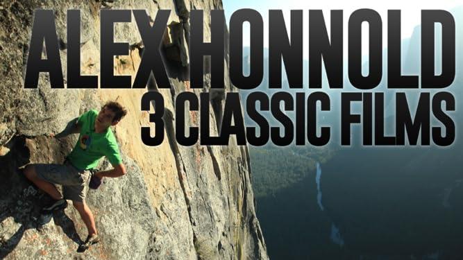 Alex Honnold: 3 Classic Films
