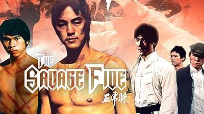 The Savage Five