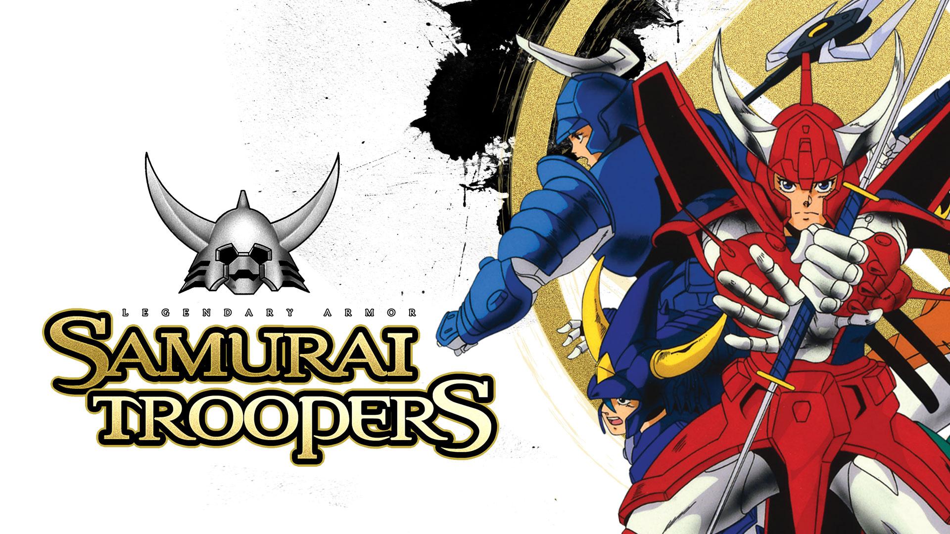 Samurai Troopers (Ronin Warriors)