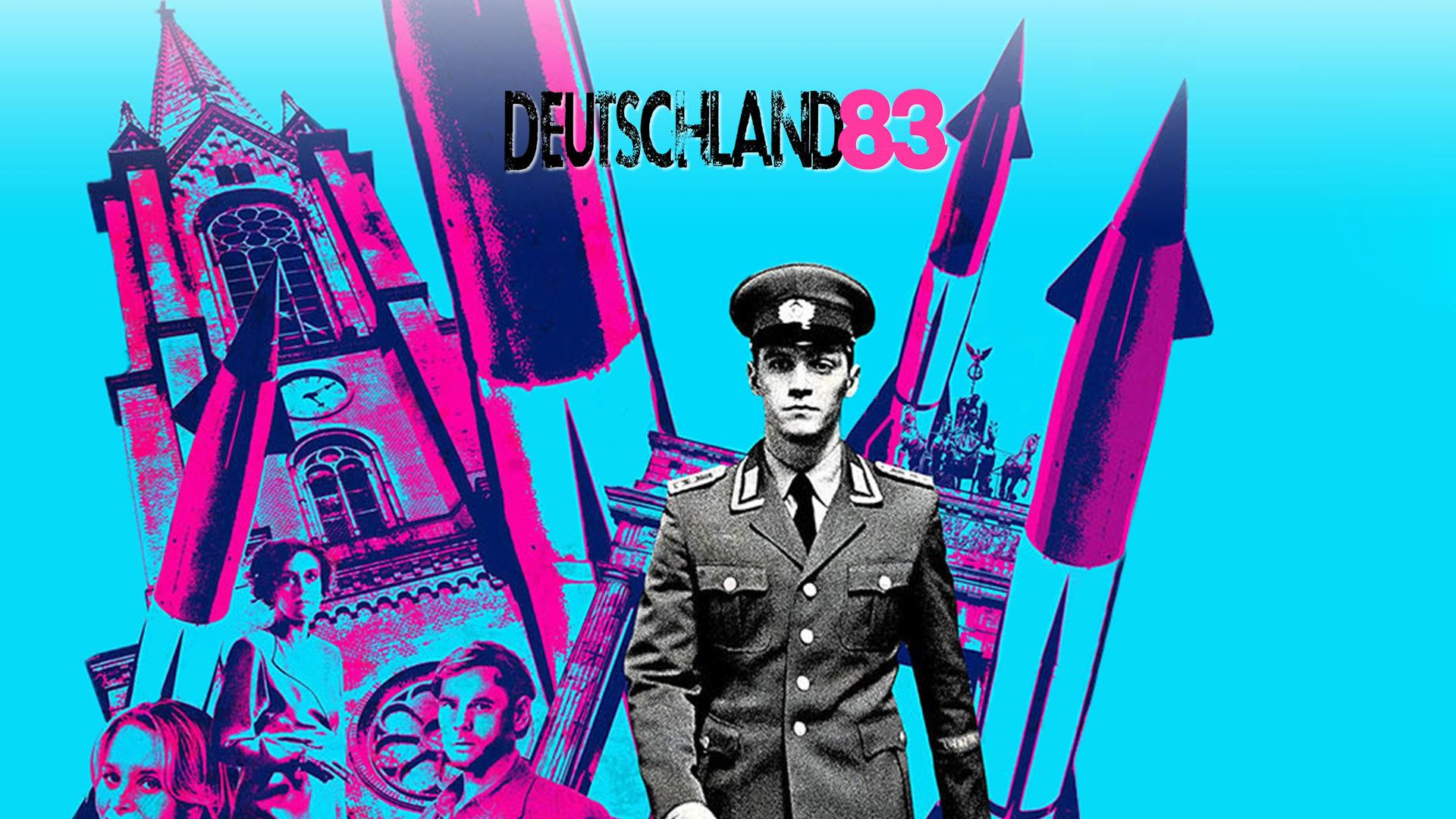 Deutschland 83 Season 1 (English Subtitled)