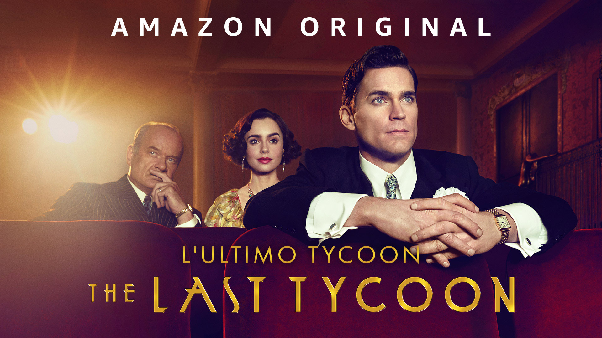 L'ultimo tycoon Stagione 1