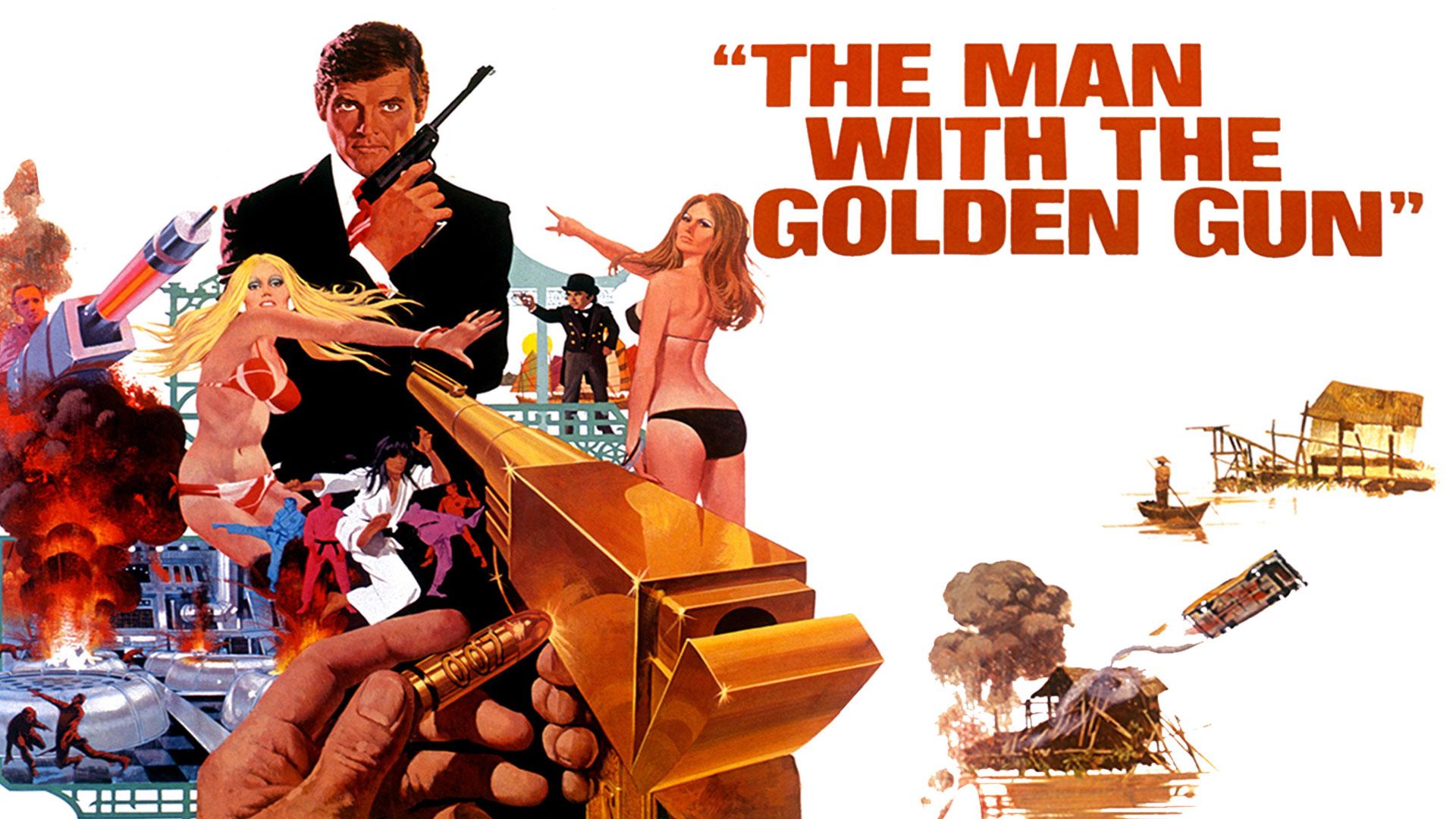 The Man with the Golden Gun (4K UHD)