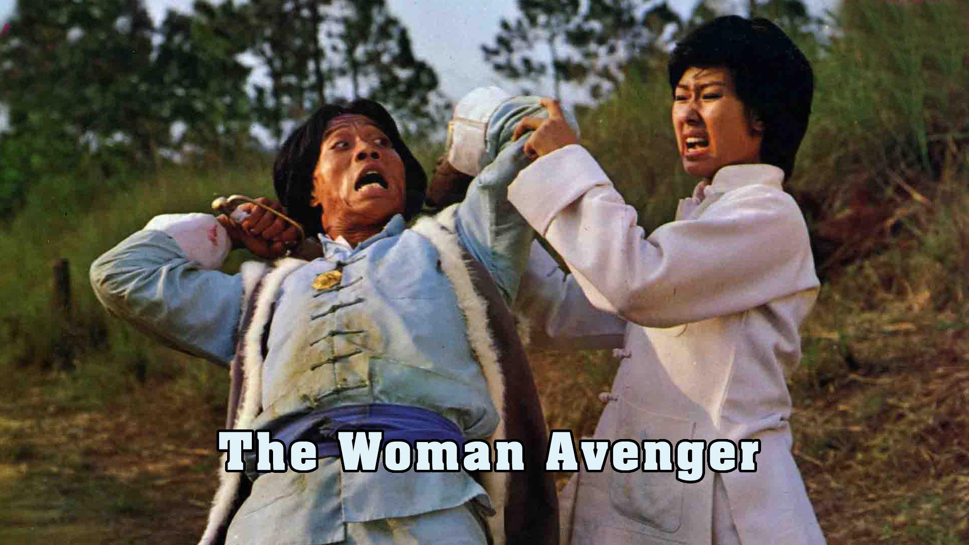The Woman Avenger