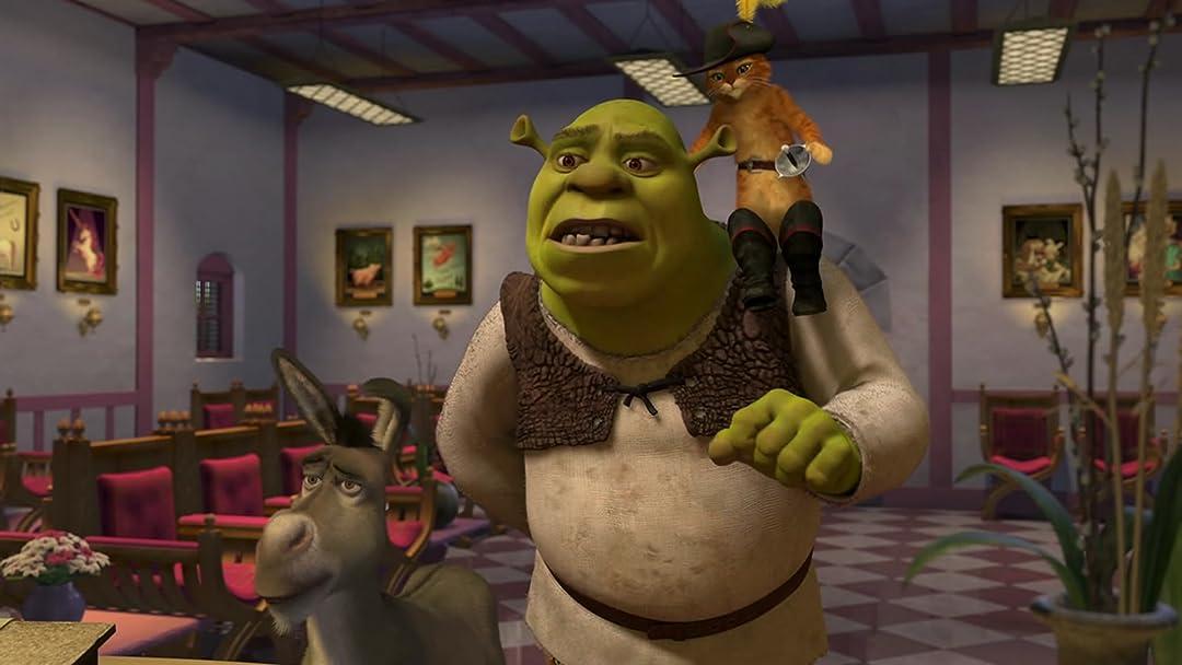 Prime Video Shrek 2