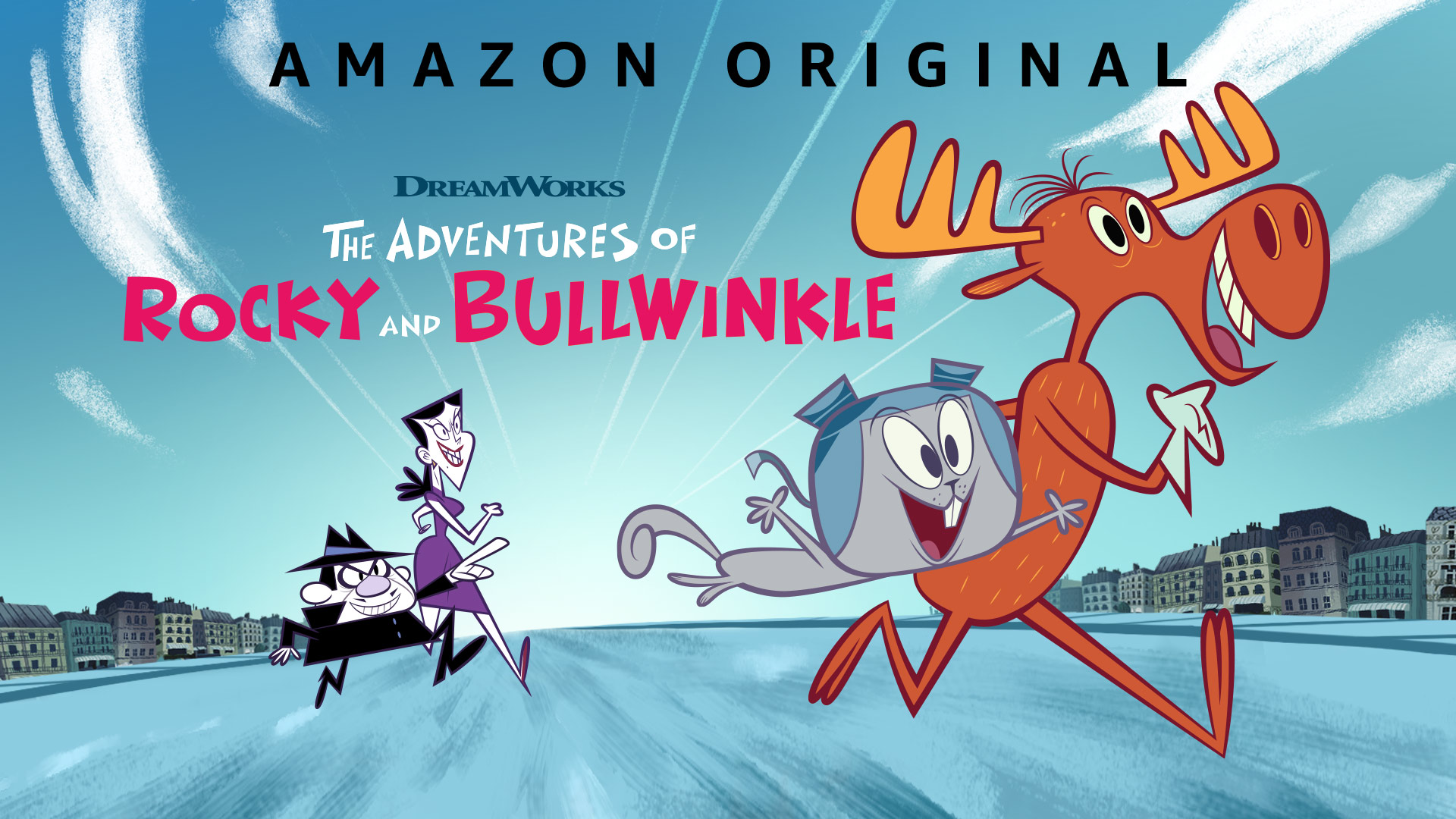 Rocky and Bullwinkle - Season 1, Part 1