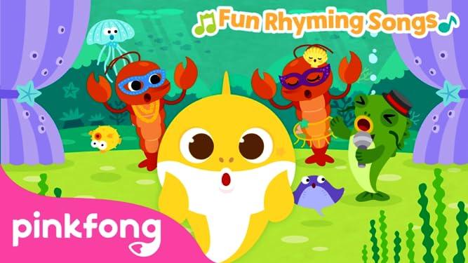 Pinkfong! Fun Rhyming Songs
