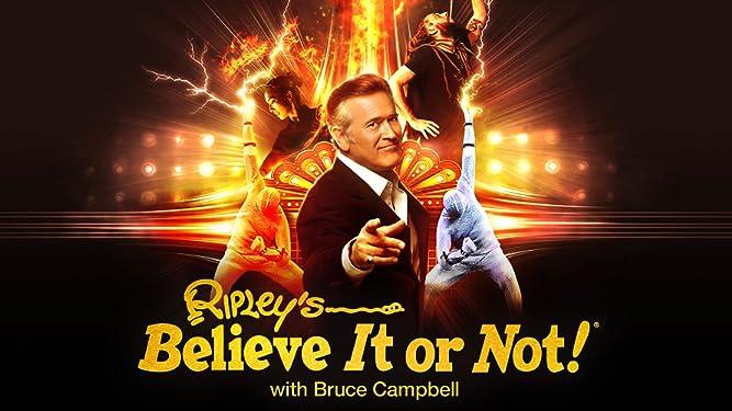 Ripley's Believe It Or Not! - Season 1
