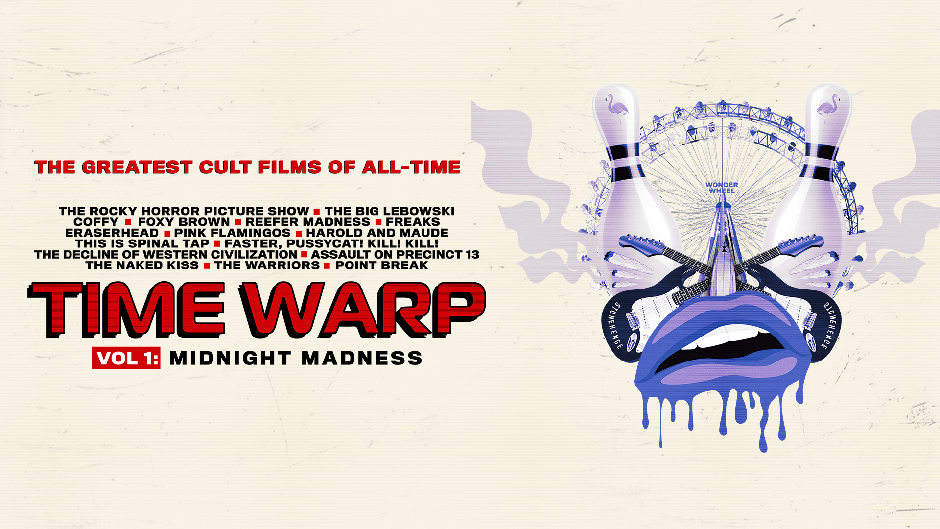 Time Warp: The Greatest Cult Films of All Time Vol 1 - Midnight Madness