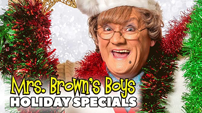 Mrs Brown Christmas 2021 Online Free Watch Mrs Brown S Boys Season 1 Prime Video
