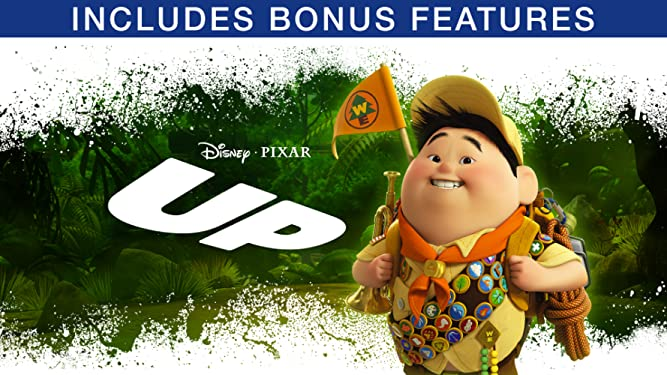 Up (Includes Bonus Features)