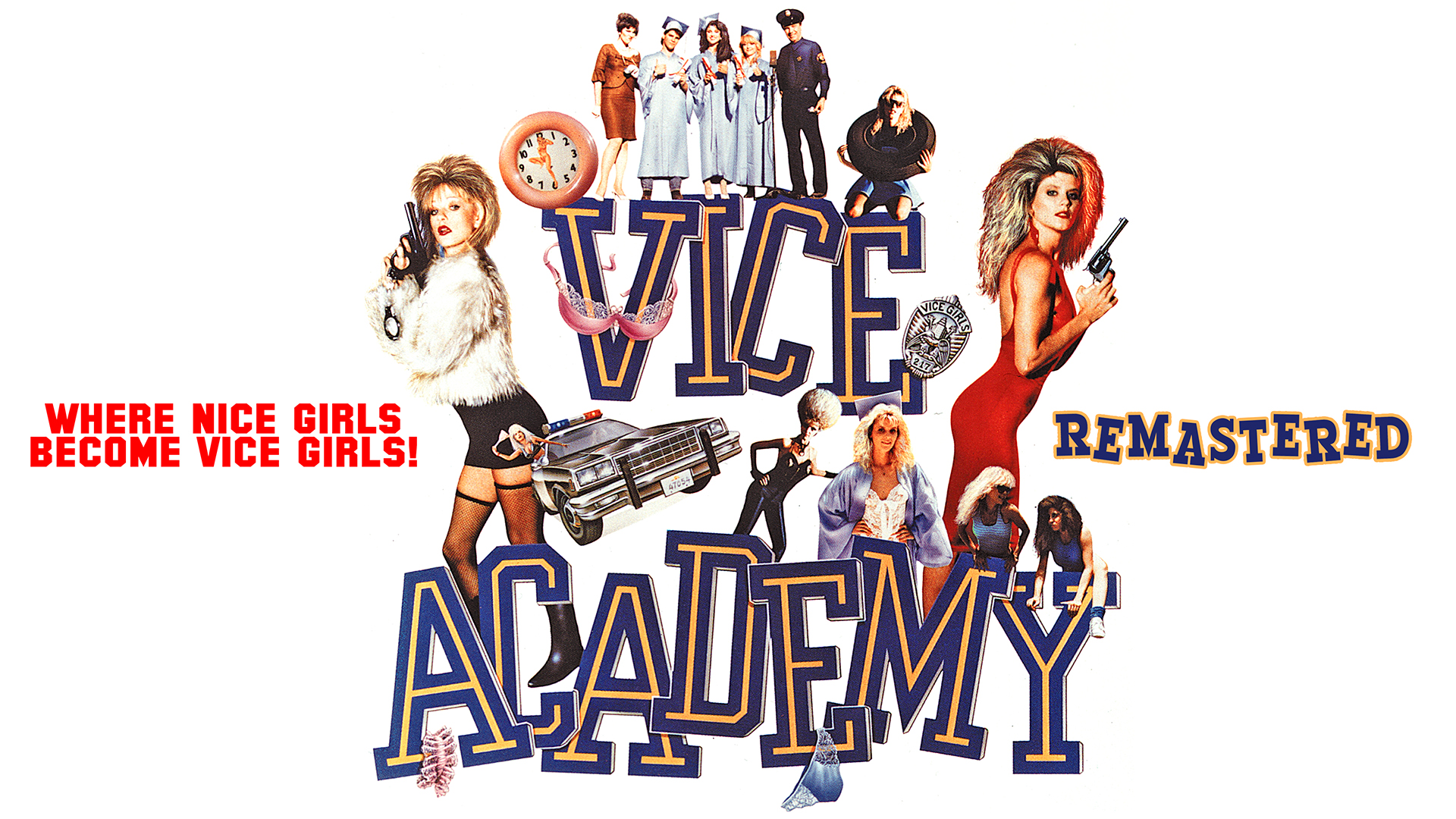 Vice Academy: REMASTERED