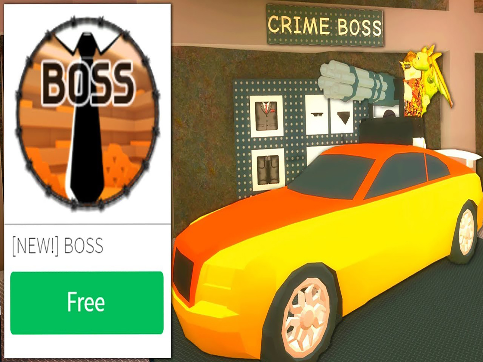 How To Get A Free Boss Game Pass In Jailbreak Roblox Prime Video Clip See Deng