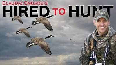 Claudio Ongaro's Hired to Hunt