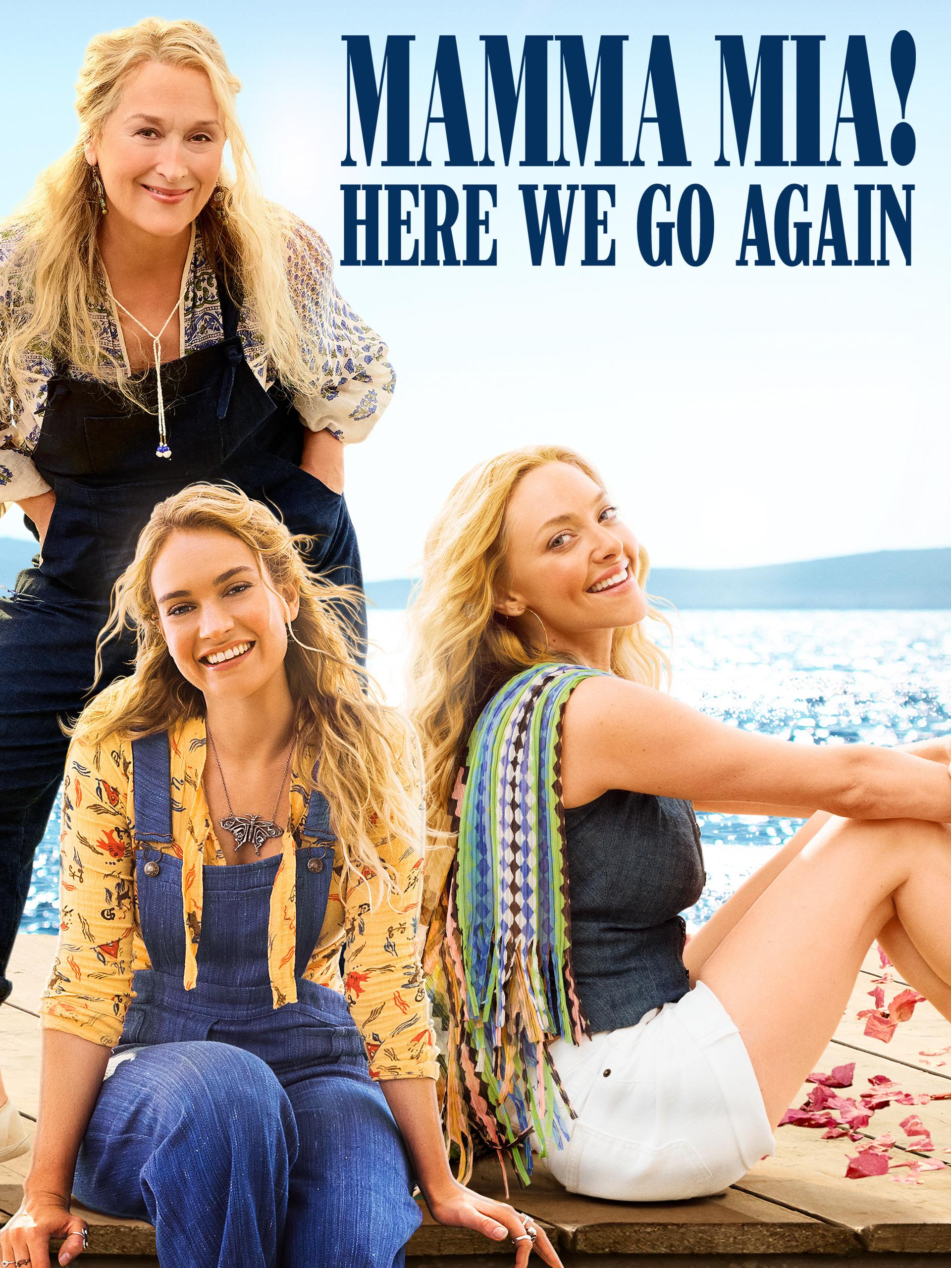 Mia mamma actors in Mamma Mia!
