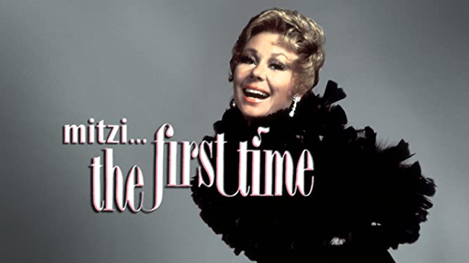 Mitzi Gaynor, The First Time