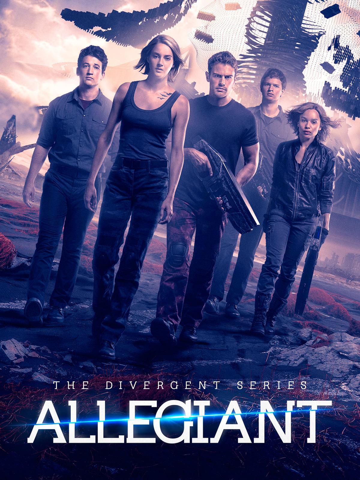 Prime Video: The Divergent Series: Allegiant