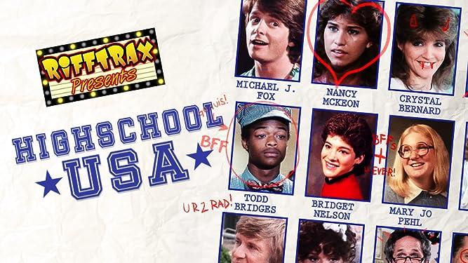 RiffTrax Presents: High School U.S.A.
