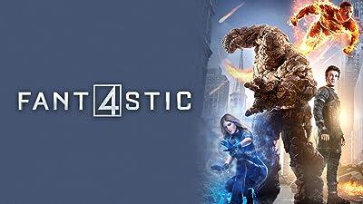 Fantastic Four (4K UHD)