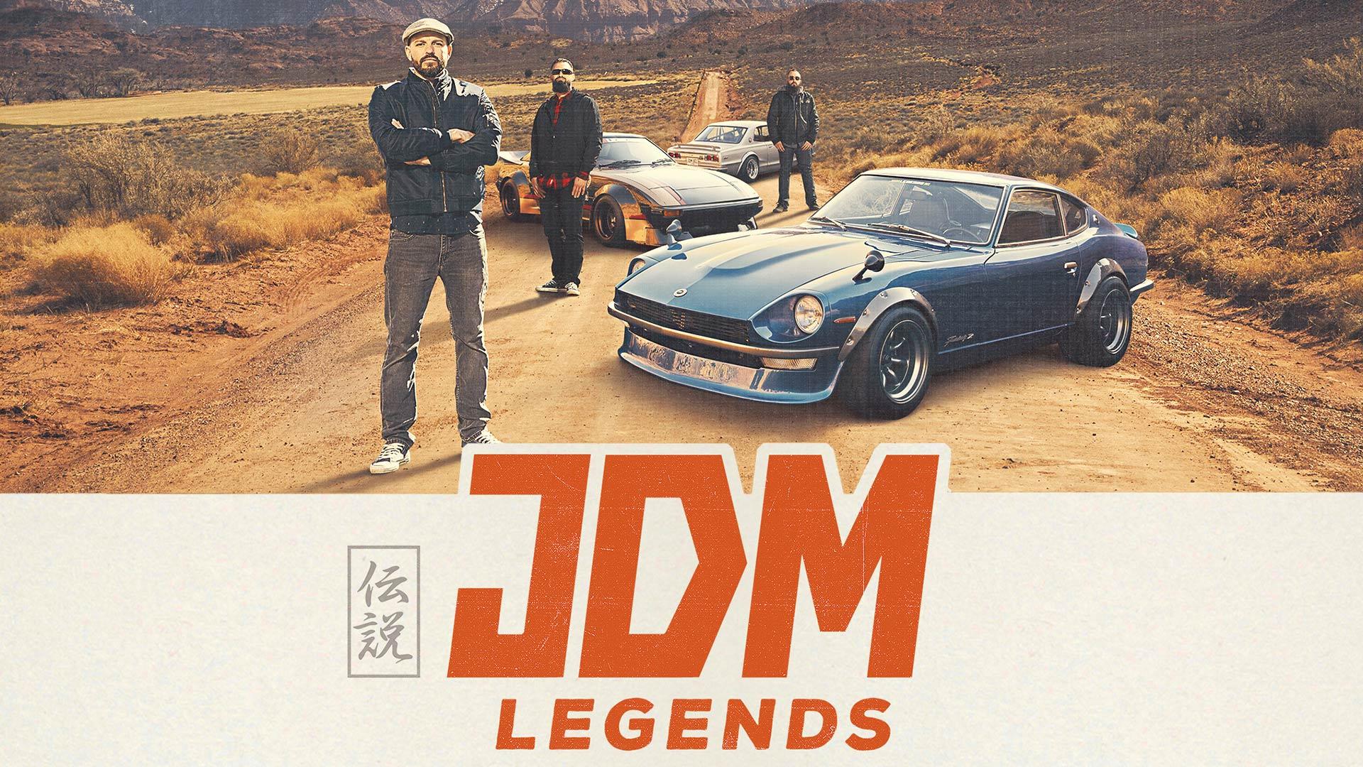 JDM Legends Season 1