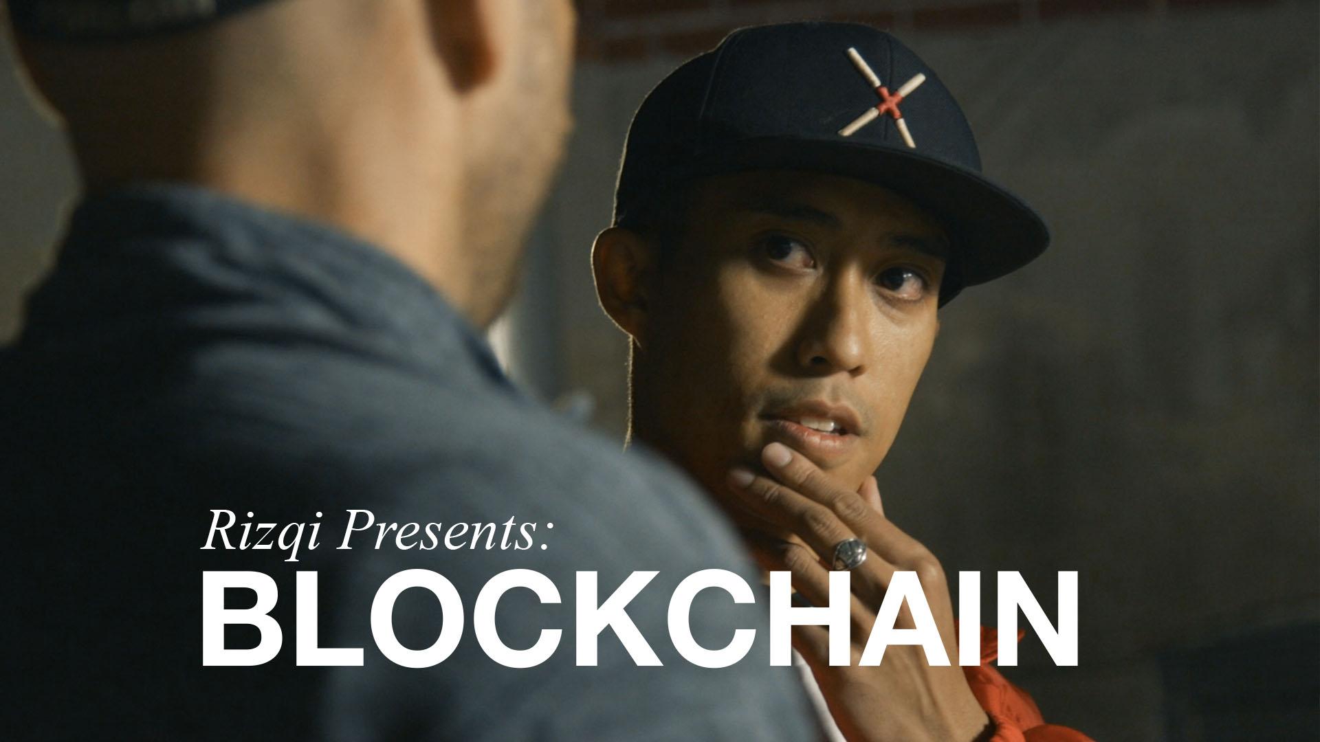 Rizqi Presents: Blockchain