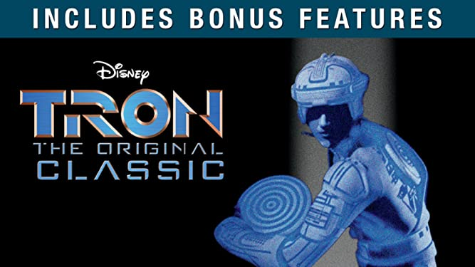 Tron (Plus Bonus Content)