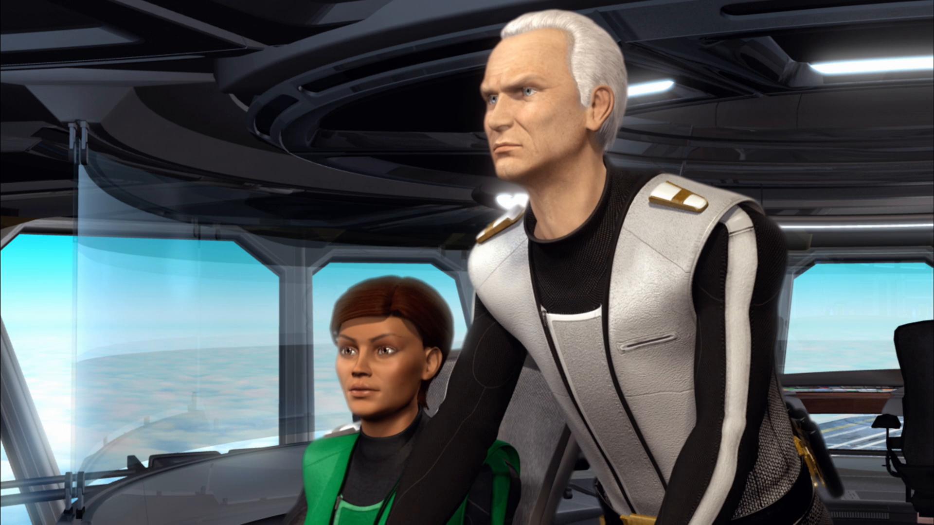 New Captain Scarlet - Season 2