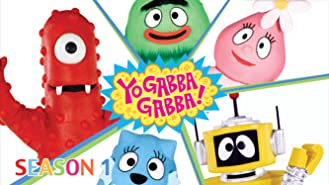 Yo Gabba Gabba Season 1