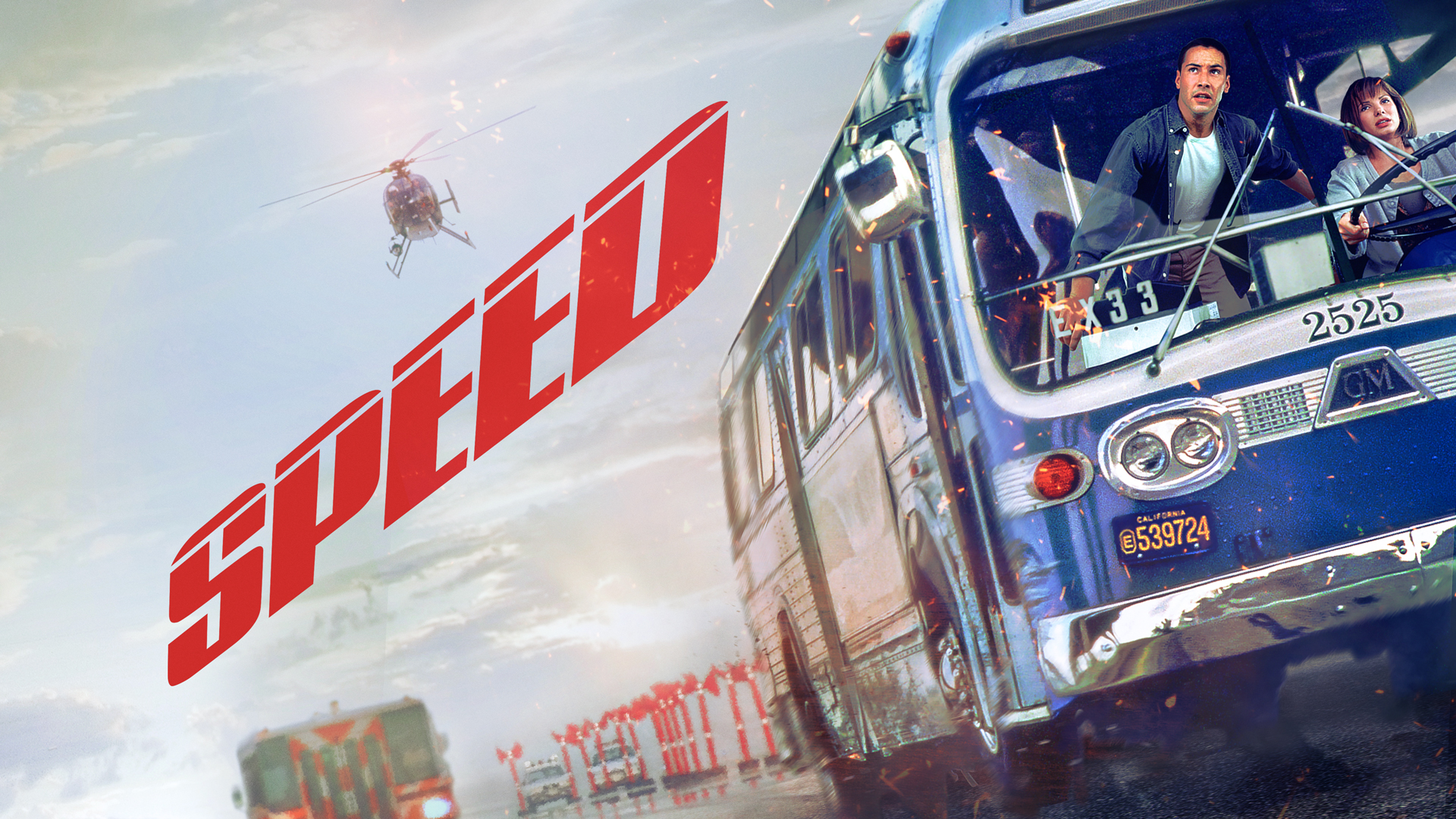 Speed (4K UHD)