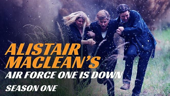 Alistair MacLean's Air Force One is Down