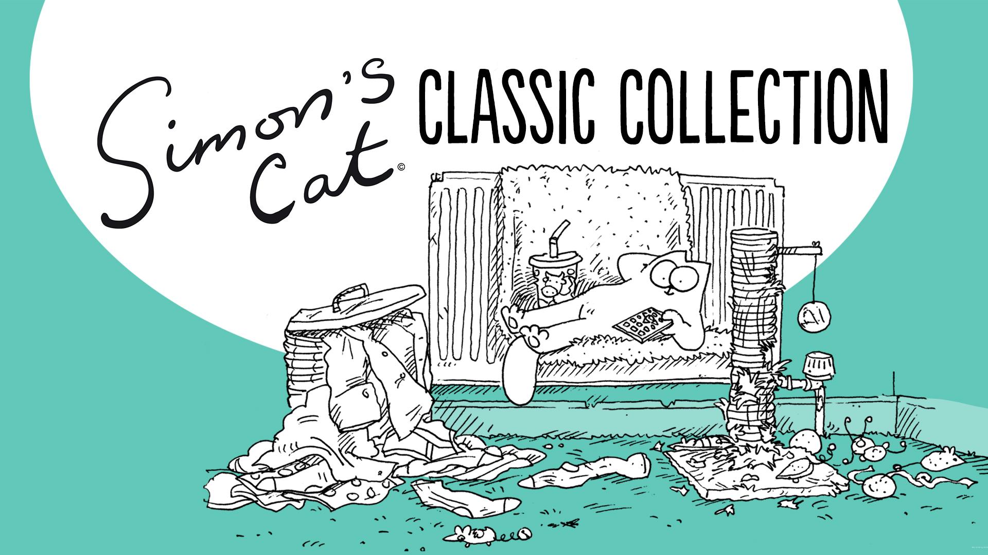 Simon's Cat - Classic Collection
