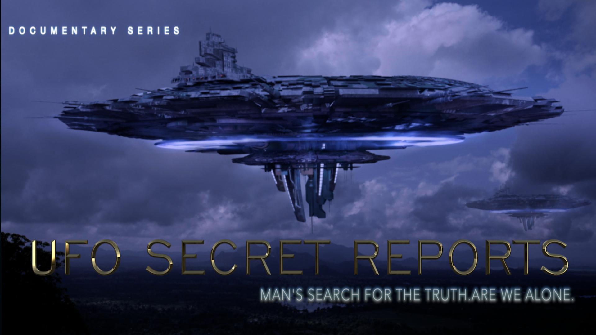 UFO Secret Reports